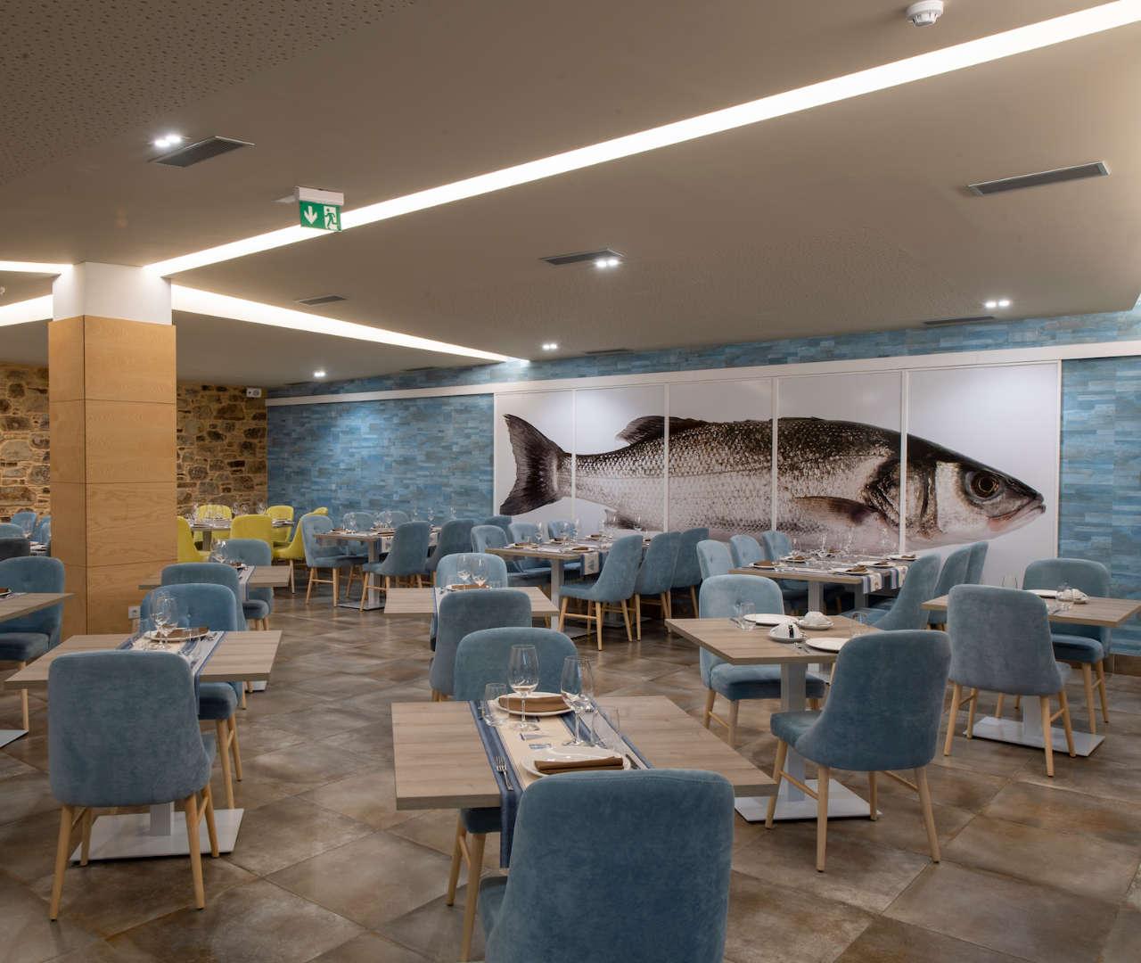 Restaurante Hotel Restaurante Mar de Laxe