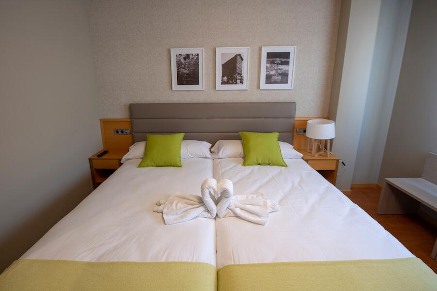 Hotel Restaurante Mar de Laxe