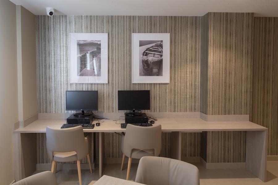 Instalaciones Hotel Restaurante Mar de Laxe